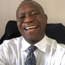 Dr. Lloyd Matowe, Board Chair Pharmaceutical Systems Africa
